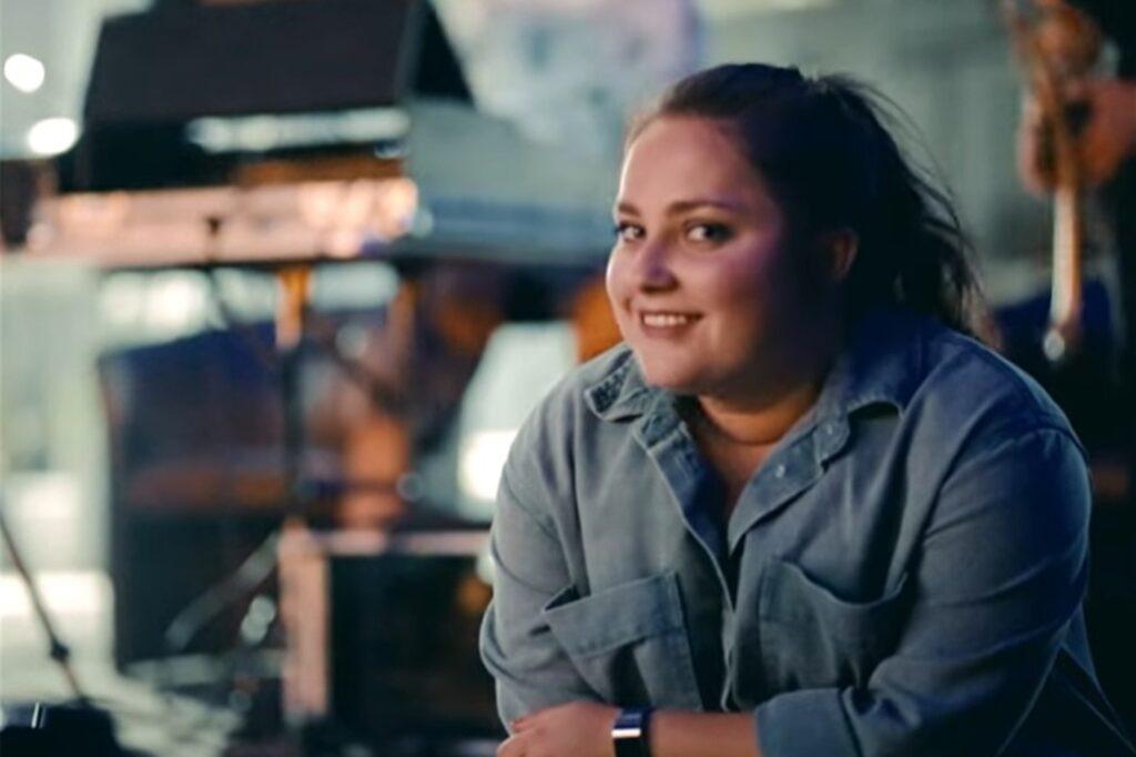 Sängerin Lilia Gurov