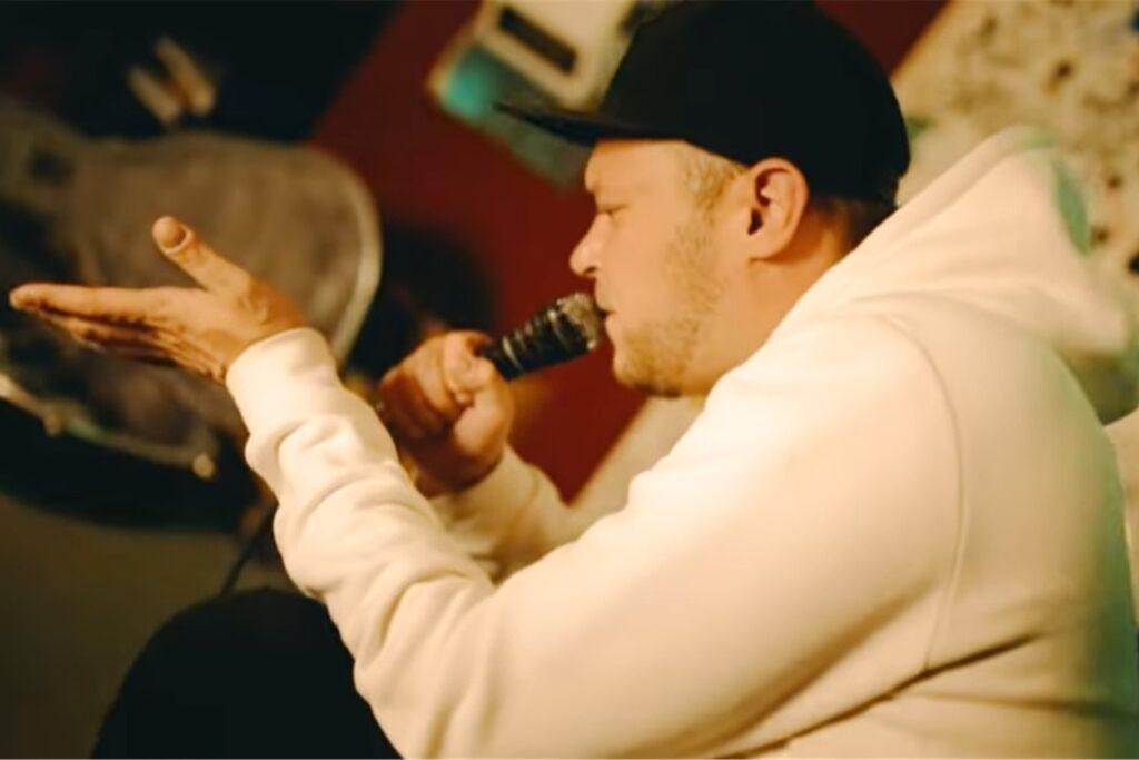 Sänger und Rapper Tim