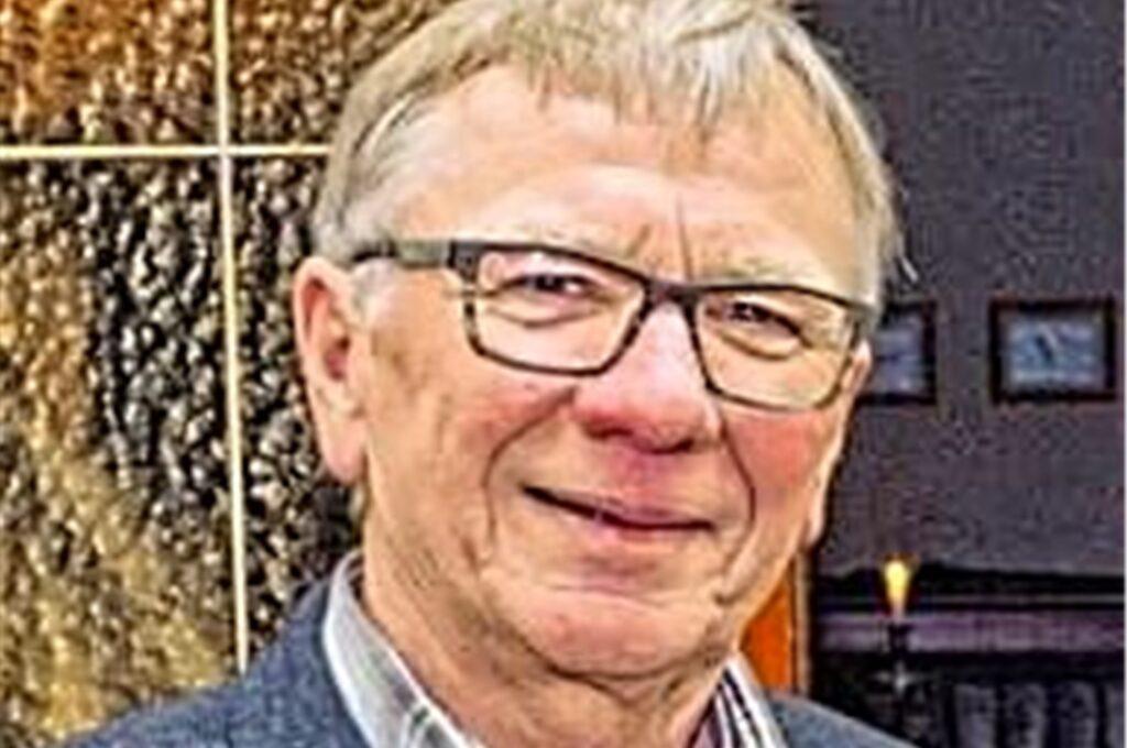 Günter Wienforth erhält den Bürgerpreis in der Kategorie Sport.