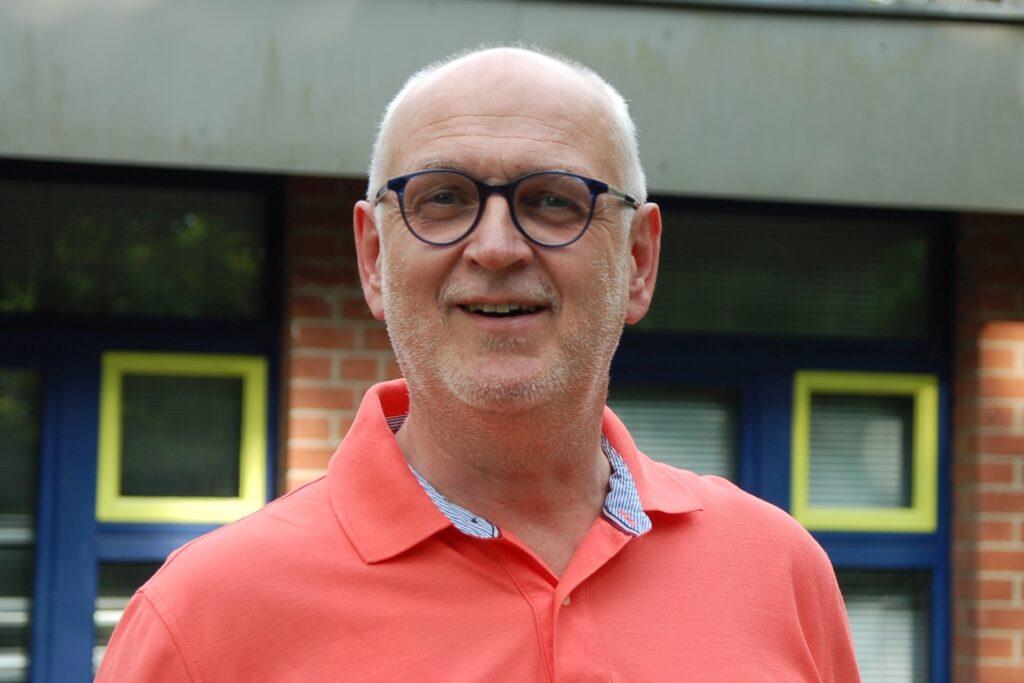 Carsten Löcker möchte sein Landtagsmandat für die SPD im Wahlkreis Recklinghausen II (Herten, Marl) im Mai 2022 behaupten.