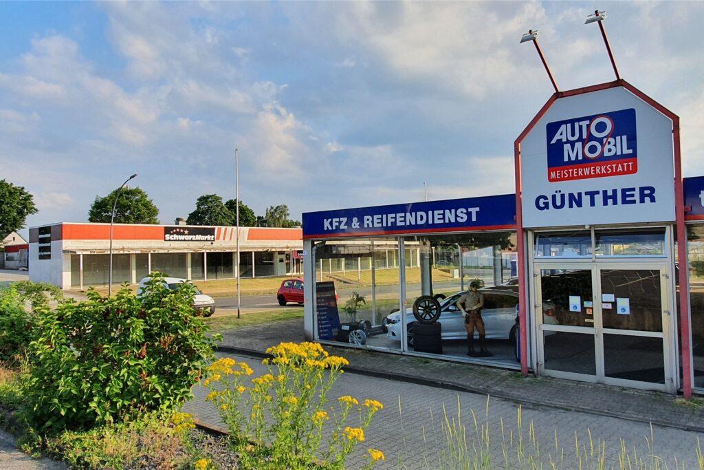 Die Kfz-Werkstatt Günther soll bis zum Jahresende weichen. Eine neue Perspektive gibt es noch nicht.